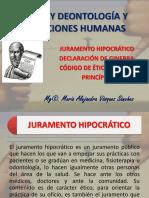 TEMA 2 - JURAMENTO HIPOCRATICO DECLARACIO DE GINEBRA. CODIGO DE ETICA.pdf