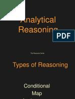3884195 Analytical Reasoning
