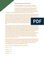 Resumen El Sistema Monetario Internacional