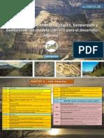 2da Circular - 1er. Taller Patrimonio Geológico - S.M. de Los Andes