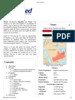 Yemen - EcuRed