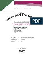 monografico ACENTUACION PUNTUACION SUSTANTIVO Y PRONOMBRE.docx