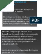 Principais Caractéristicas Do Funcionalismo.