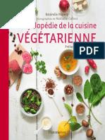 Encyclopédie de La Cuisine VEGETARIENNE