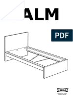 Malm Bed Frame High AA 837114 6 Pub