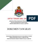 Table Tender Document