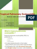 Tropical Pulmonary     Eosinophilia.pptx