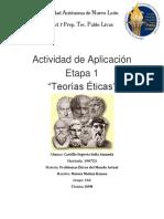 Actividad de Aplicación- Teorias Eticas PEMA