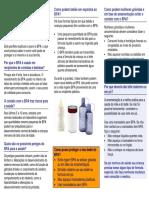 Bisphenol a Brochure Portuguese