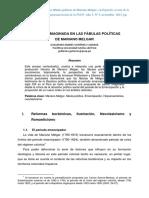 Guillermo Gutiérrez Una Aproximación a Las Fábulas Políticas de Mariano Melgar