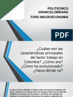 Foro Macroeconomia