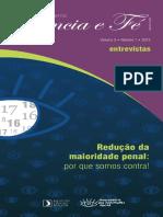 Caderno de Entrevistas Observatorio Das Juventudes PUCPR