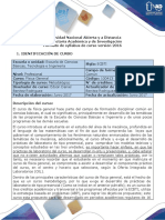 Syllabus Del Curso Física General