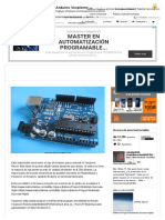 Cómo Programar El Uso de Arduino Vexplorer - Todos