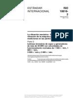 ISO 10816-2-2001.-Turbina de Vapor y Generadores.en.Es