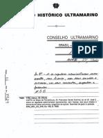 Bispo de Pernambuco, [D. Francisco Xavier Aranha], (7)