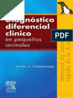 Diagnostico Diferencial Clinico en Pequeños Animales.pdf