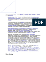 Biology Bibliography