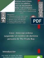 Caso Peruano de Derecho de Autor