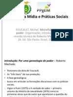 Estudos Da Mídia e Práticas Sociais