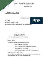 Primera Clase Hist. II 2012 Teoría