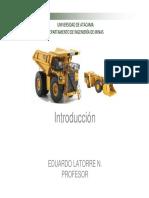 Carguío y Transporte 1 Intro ASARCO