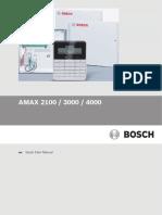 AMAX 2100 3000 4000 Quick Installation Guide EnUS