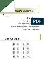 ESAY - Fonética Alemana I - 21-AGO-2015.pps
