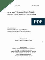 ilmu dan teknologi kayu tropis.pdf