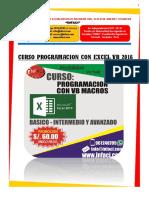 Infaci Programacion en Excel Vb Macros