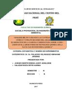 Informe Gaseosa Jadey. Iqa Docx