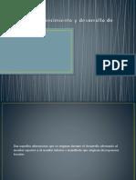 Trastornos de Crecimiento y Desarrollo de Los Maxilares