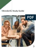 Wonderlic Free Study Guide