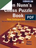John Nunn's Chess Puzzle Book .pdf
