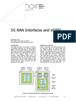 5G RAN Interfaces and ECPRI_6988
