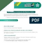 Instrucciones Para La Actividad Distribution Channels F