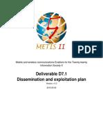 METIS-II_D7.1_V1.0