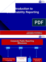 C12 Sustainability Reporting