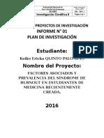 Modelo de Investigacion