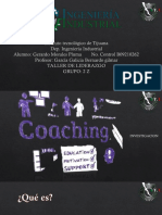 Investigacion Documental Sobre Coaching Unidad 1