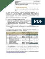 Convocatoria 2-2017 C.T. NEC Chota Cajamarca