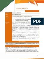 RDE Pedagogia Empresarial Tema 01