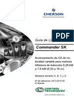 Commander SK