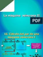 Maquina Asincrona II