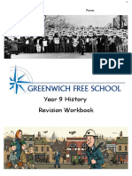 History Year 9 Revision Guide
