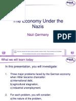 The Economy Under the Nazis