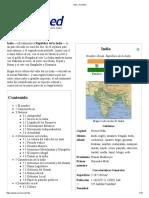 India - EcuRed