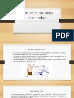 Estructura Mecanica Robot
