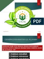 Unusa Surabaya GoGreen