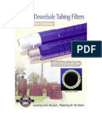Downhole Tubing Filters